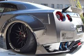 nissan gtr custom first liberty walk gt r arrived in south africa