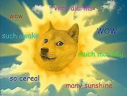 Doge Meme Original - from dr chill eng 394 the avant garde