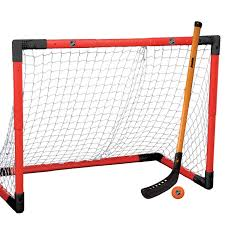 Floor Hockey Pictures by Franklin Nhl Adjustable Youth Hockey Goal Set Franklin Sports