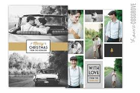 30 holiday card templates for photographers to use this year