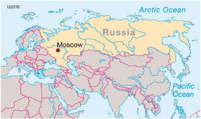 moscow russia map maps moscow russia s centre of power diercke international atlas