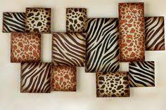 Leopard Print Home Decor Luxury Ideas Animal Print Wall Canvas Metal Bath Design