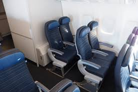 where to sit when flying united s 777 300er economy after that most of the seats are more or less identical with a few exceptions below though seats in the middle of each cabin will probably have less