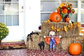 Decorate Your Home For Halloween Front Porch Fall Decorations