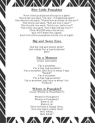free printable halloween bookmarks halloween songs free printables find it make it love it