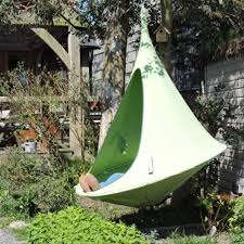Hanging Tent by Cacoon Single Hanging Tent Chair Internet Gardener