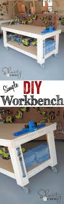rolling work table plans new year new workbench baby diy workbench simple diy and diy