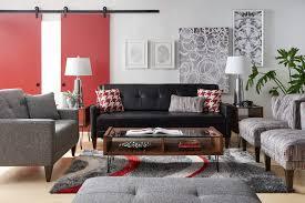 Benjamin Sofa Benjamin Moore Black Pepper Spaces Contemporary With Gray Sofa