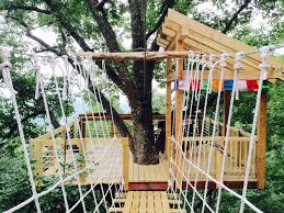 new treehouse french broad rafting and ziplines