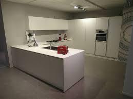 lavello angolare arc linea cucina mod gamma in laminato bianco completa di