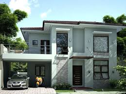 house modern design simple design of simple house 2 storey simple modern house design architect