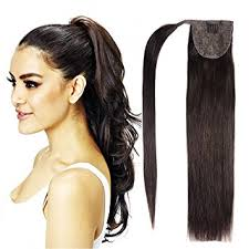 ponytail extensions 20 human hair ponytail extensions wrap around