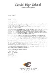 english recommendation letter