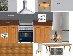 Color Schemes For Kitchens With Oak Cabinets Design Around 9 Keeping The Golden Oak