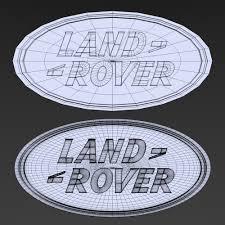 land rover logo vector land rover logo by niosdark 3docean