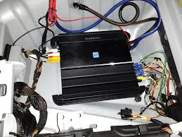 how to install an aftermarket head unit from seicane into a 2006