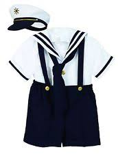 nautical attire baby sailor ebay