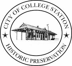College Station Zip Code Map by City Of College Station Historic Markers