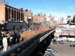 the highline new york city an aerial greenway designapplause