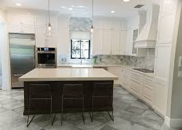 custom kitchen island boynton beach woodland construction and