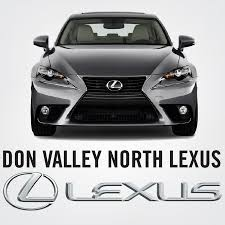 lexus youtube channel don valley north lexus youtube