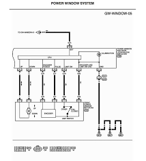 wiring diagram power window switch wiring diagrams