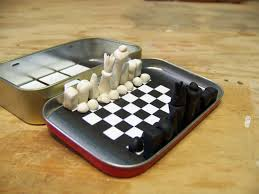 interesting chess sets altoids tin travel games pocket size fun 6 steps with pictures