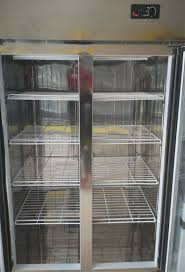 commercial upright kitchen refrigerator stainless steel vertical