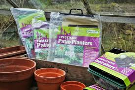 Patio Potato Planters Haxnicks Potato Patio Planters Archives Love To Grow