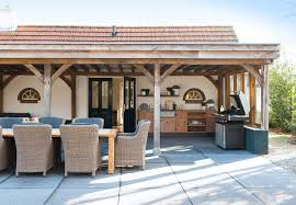 Outdoor Kitchen Covered Patio Patio Covers Designs The Home Design Patio Cover Designs For The
