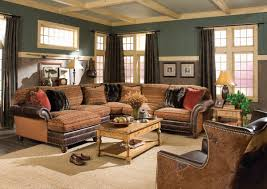 kassius western living room showcase by teshia art western