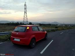 Fiat Punto Evo Vgt Everything Happens For A Reason Team Bhp