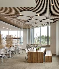 cool ceiling ideas modern business cafeteria google search bathrooms pinterest