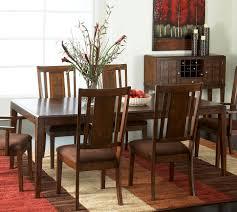 standard furniture cape point 9 piece dining room set