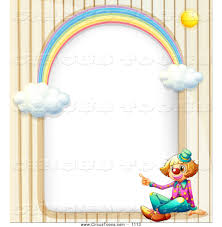 royalty free frame stock circus designs