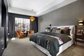 schlafzimmer grau braun schlafzimmer grau ein modernes schlafzimmer interior in grau