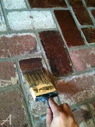 how to stain brick stained brick bricks and foxes