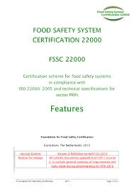 fssc 22000 guidance manual april 2013