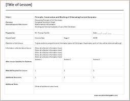 excel templates daily planner teacher u0027s daily lesson planner template word u0026 excel templates