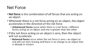 motion and force chapter 11 3 notes force in science force is