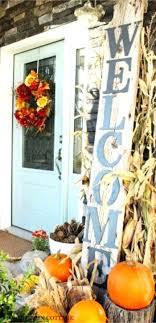 fall door decorations fall wreaths front door ideas decorating pictures splendid