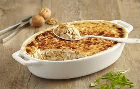 cuisiner les crozets de savoie recette crozets aux noix en gratin bleu de bonneval sur arc