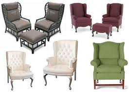 Outdoor Wingback Chair Wingback Chair Guide U2013 Design Sponge