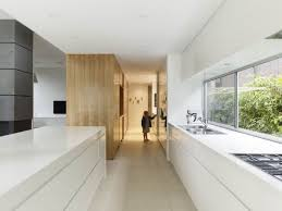 Long And Narrow Kitchen Designs 100 Narrow Kitchen Ideas Home Stainless Steel Kitchen