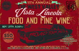 attend the 11th annual food and fine wine tour in woodland hills