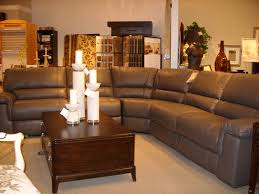 warm leather sofa living room design country style decorating on