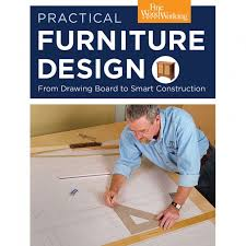 practical furniture design book 9781600850783 rockler