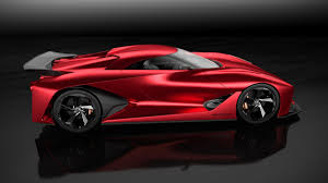 nissan gran turismo racing nissan concept 2020 vision gran turismo tokyo in pictures 1
