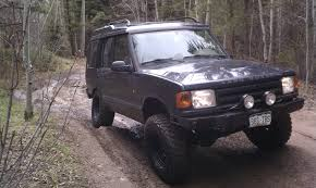 1997 land rover discovery off road spudisco7 1997 land rover discovery specs photos modification