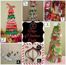 12 days of christmas crafts 12 easy and cheap christmas crafts